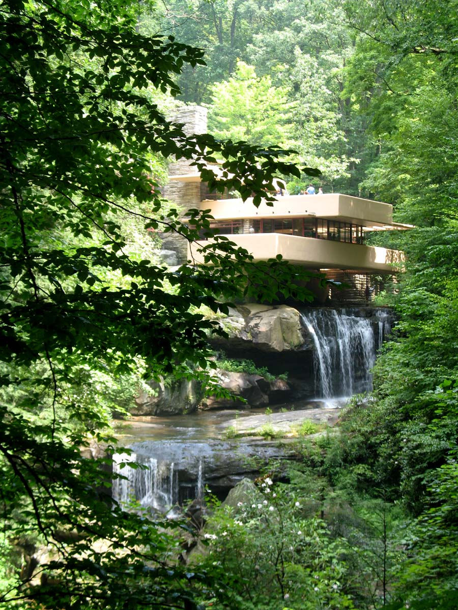 falling water house falling water muse 11190