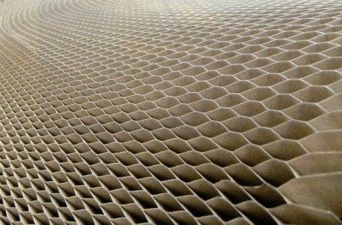 honeycomb-piece